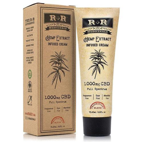 R & R Full-Spectrum CBD Cream