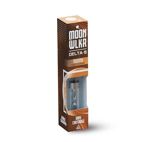 MoonWlkr Delta-8 THC Vape - Orange Chemdawg - Telesto
