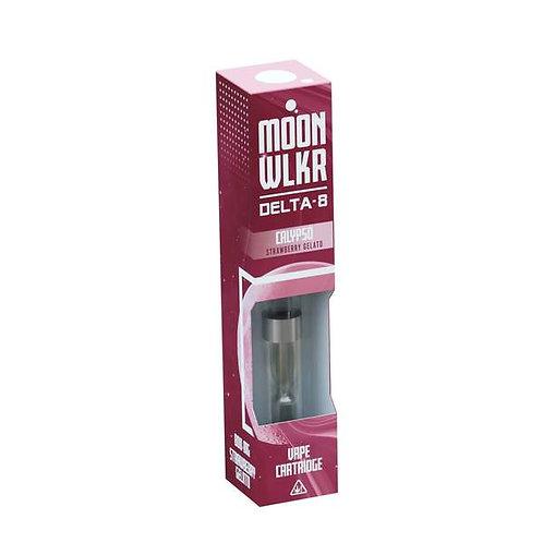 MoonWlkr Delta-8 THC Vape - Strawberry Gelato - Calypso
