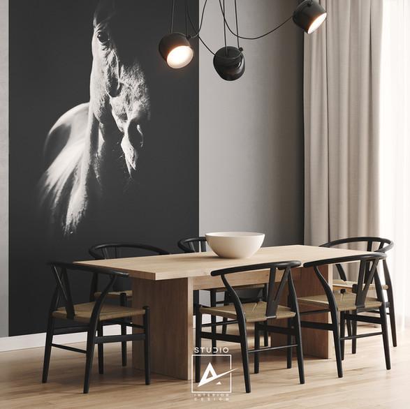Dining room, AZ