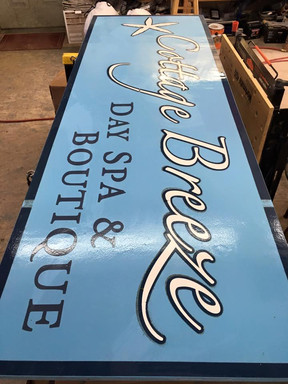 If your sign is showing it's age, come in for a free quote!
