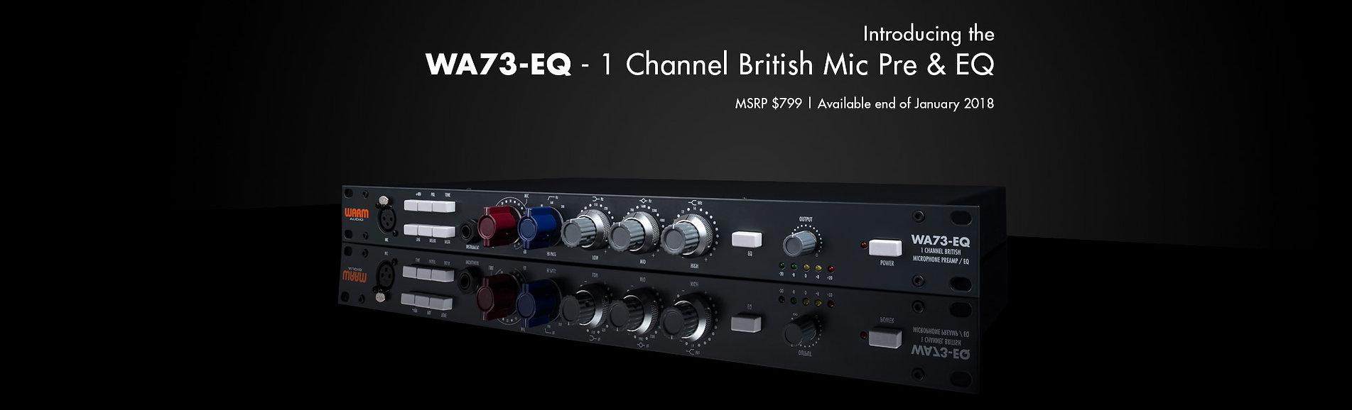 Warm Audio WA73