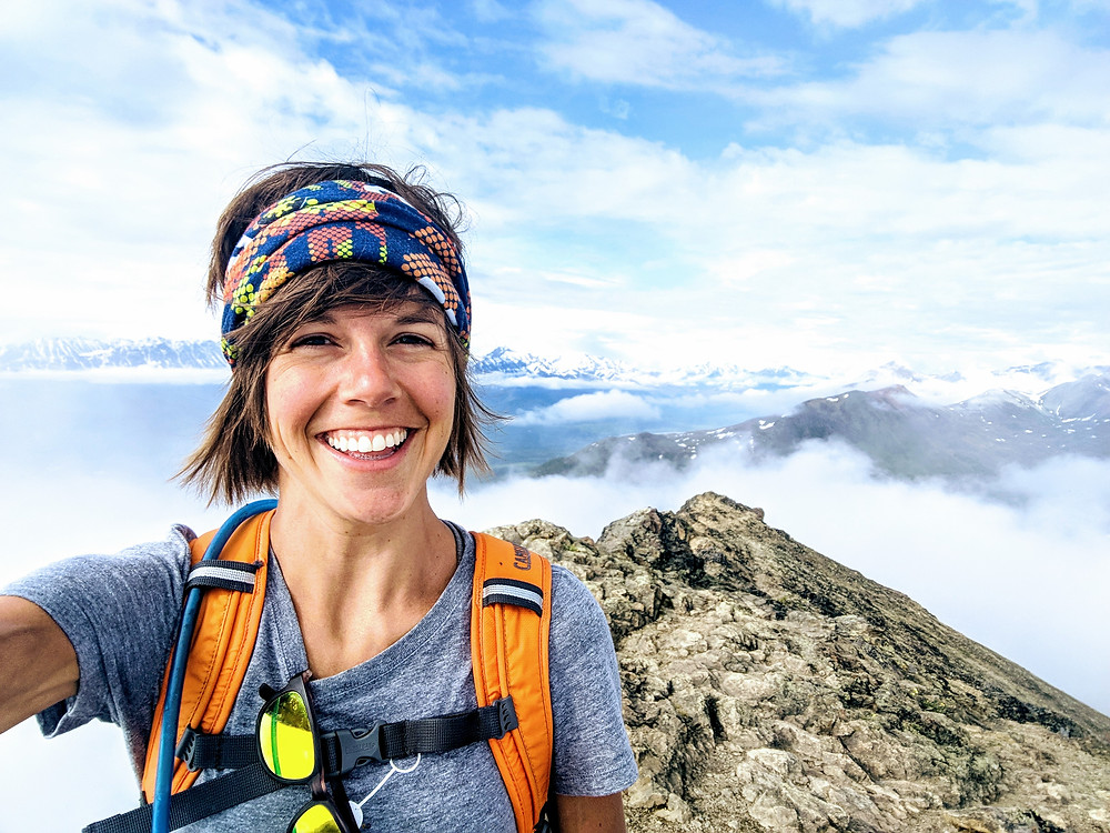 Registered Sports Dietitian Heidi Strickler