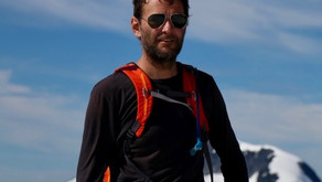 NBSV 083: Mountaineer Jason Addy on being vegan since 1992, and his self-propelled mountain treks