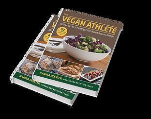 The Vegan Athlete book by Karina Inkster