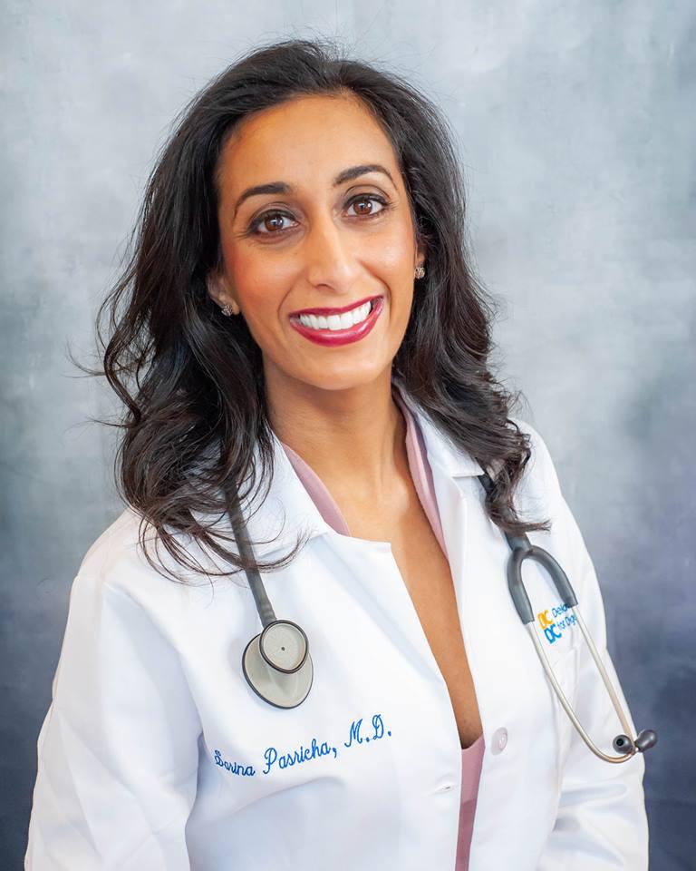 Dr. Sarina Pasricha