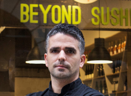 NBSV 080: Chef Guy Vaknin has served 2 million vegan meals with his Beyond Sushi brand in NYC