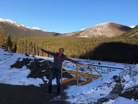 A tried 'n' true vegan badass: Dominica Luethe on being vegan at a remote mine site