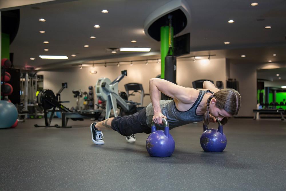 Karina Inkster | vegan personal trainer