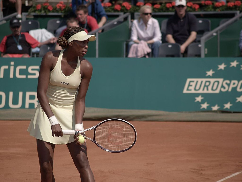 Tennis star Venus Williams