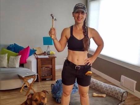 [Client Spotlight] Susi de Leeuw: Badass vegan fitness nut and creator of consistency