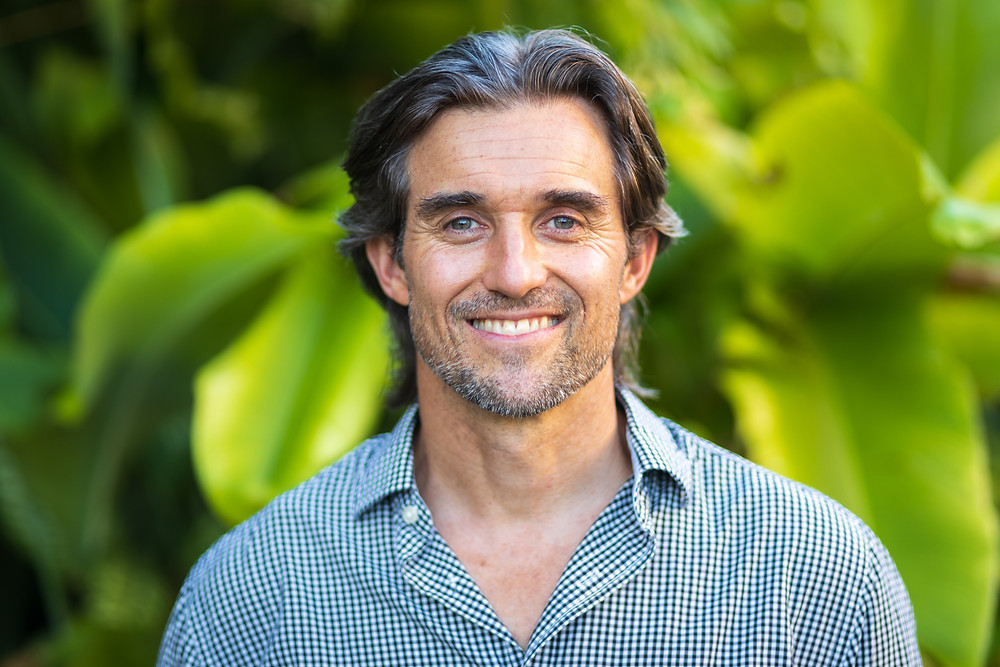 Environmental science prof Dr. Greg Schwartz