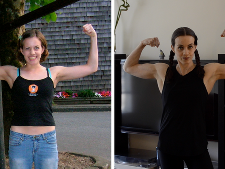 """The truth about lasting """"transformations"""": It took me 11 years to get the results I wanted"""
