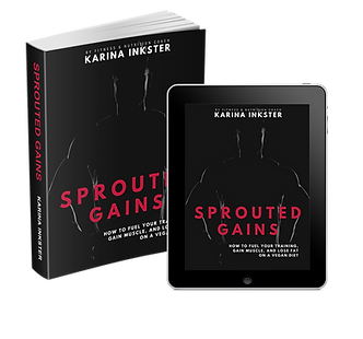 Sprouted Gains ebook