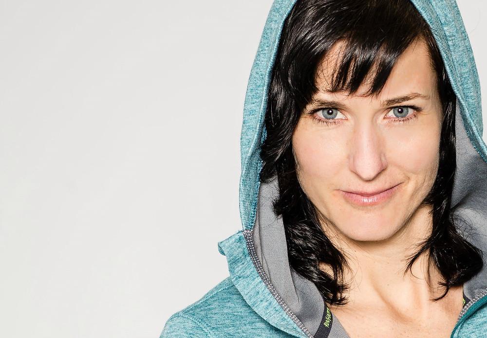 Online fitness trainer Dawn Joseph