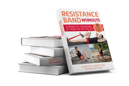 Resistance Band Workouts book by Karina Inkster