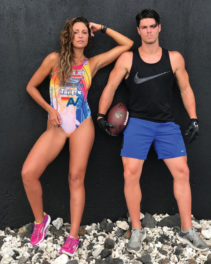 triathlon star Madi Serpico Whalen