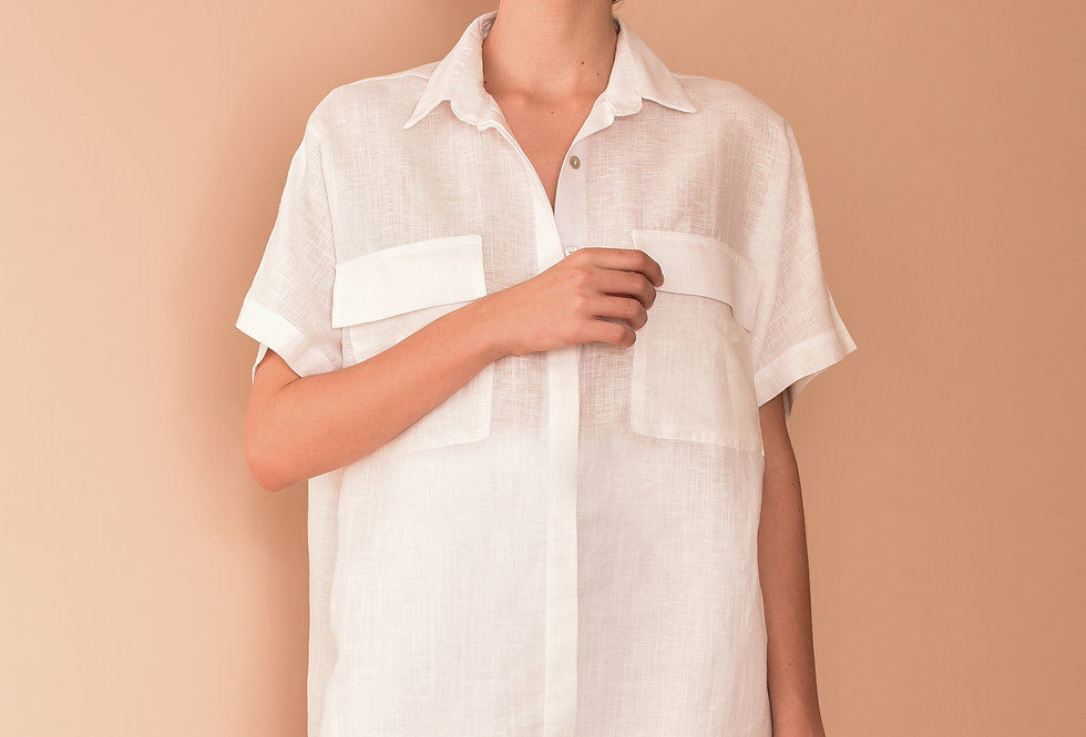 Camisa Bolsos