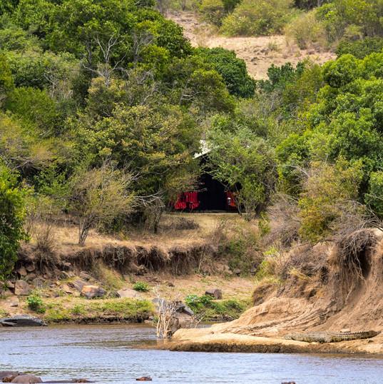 Mara Eden Safari Camp | MAREFU Safaris Keniareisen