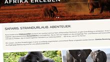 Neue Webseite für Molu Safaris