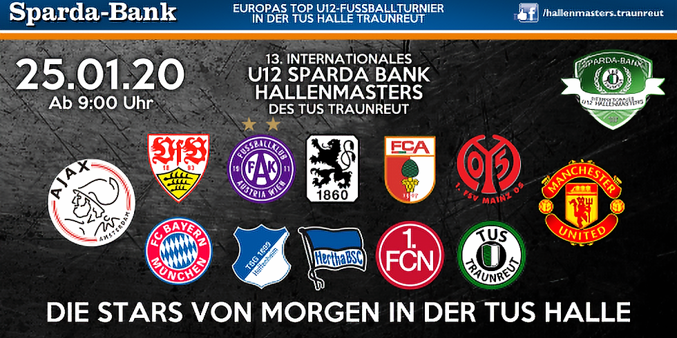 U12 Sparda Bank Hallenmasters