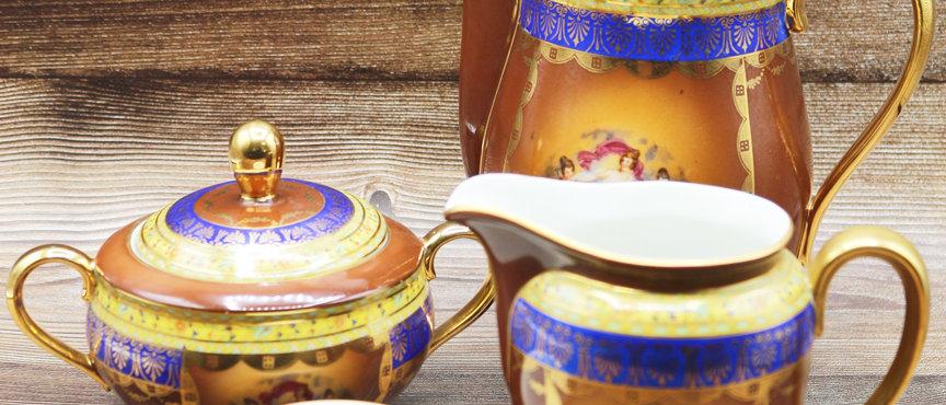 Gloria Czecho Slowakia Rembrandt Tea bundle