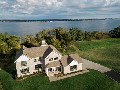 Want a free fully furnished house on the water? Same.