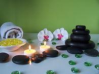 massage pierre chaude , réfléxologie