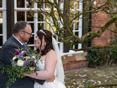 Clare & Ben Wedding Day at Mere Court Hotel in Knutsford