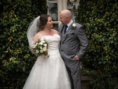 Janine & Scott wedding at Etrop Grange Hotel in Manchester