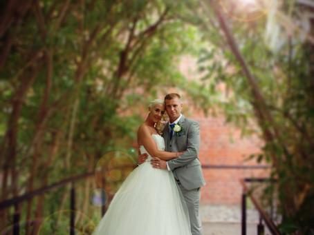 Jillian & Daniel church wedding