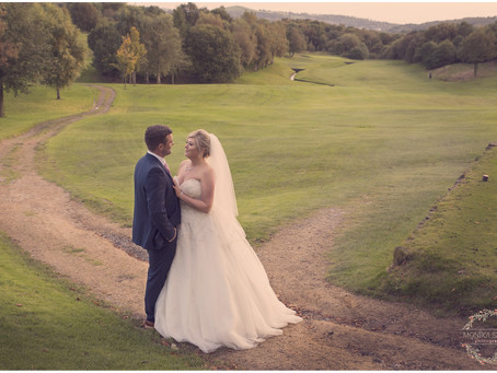 Becki and Phil: Wedding at Stamford Golf Club