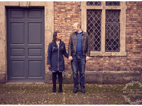 Engagement/ pre- wedding photography at Dunham Massey