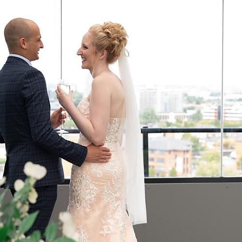 Natasha & Jon Wedding Day