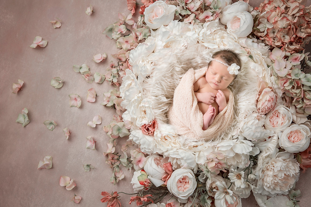 newborn photography in Manchester