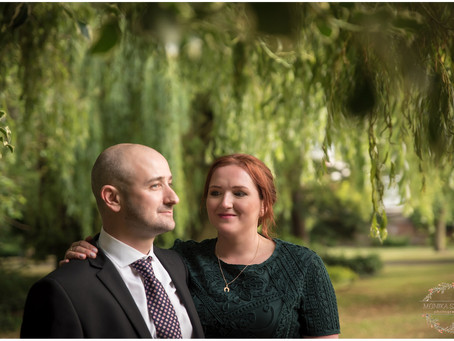 Ewa & Tony: Wedding Photography in Doncaster