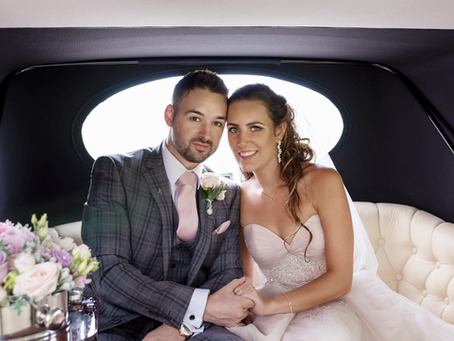 Laura & Adam: Wedding at The Stables Country Club in Bury