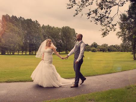 Gemma & Daniel's Wedding in Bolton