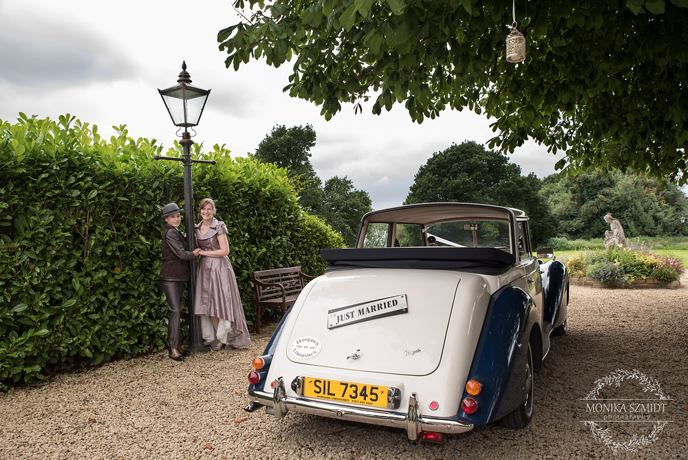 wedding photos in Cheshire