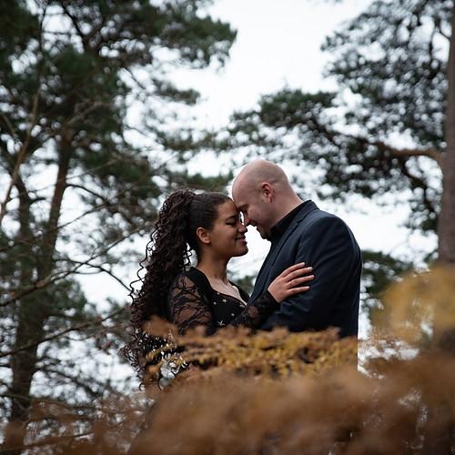 Kathy & Steve Engagement