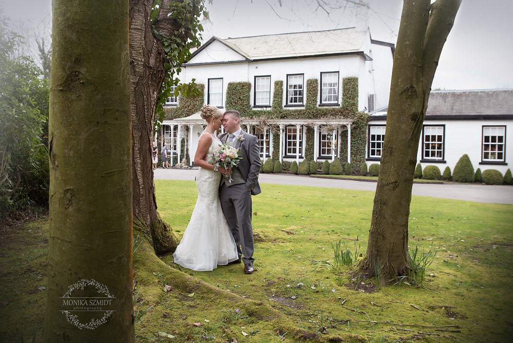Wedding at Statham Lodge