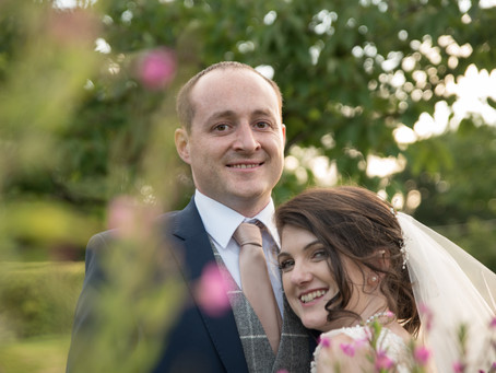Emma & Stephen Wedding at The Stables Country Club in Bury
