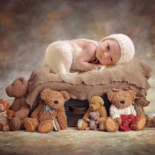 Newborn Isabel