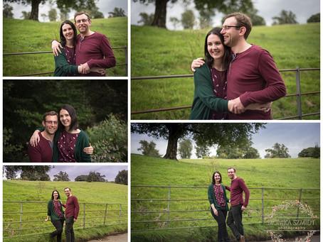Sarah & Adam Engagement Photo Shoot