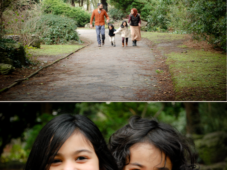 Family Photography in Longford Park, Chorlton,Manchester