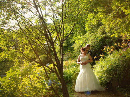 Maria & Ceryn Wedding at Quarry Bank, Styal, Cheshire