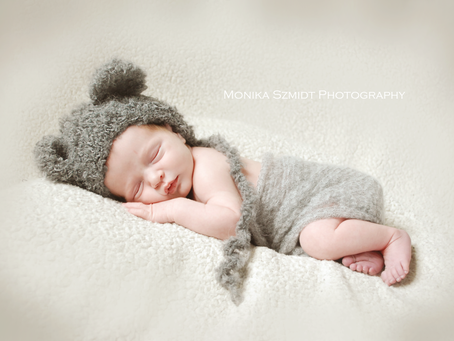 Freddie - newborn photography