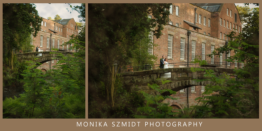 weddings Quarry Bank Mill, Cheshire