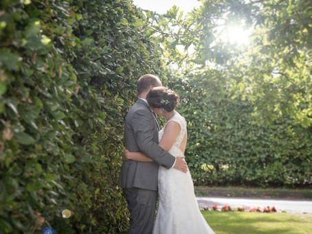 Becci & Neale Wedding at Mottram St Andrew Village Hall