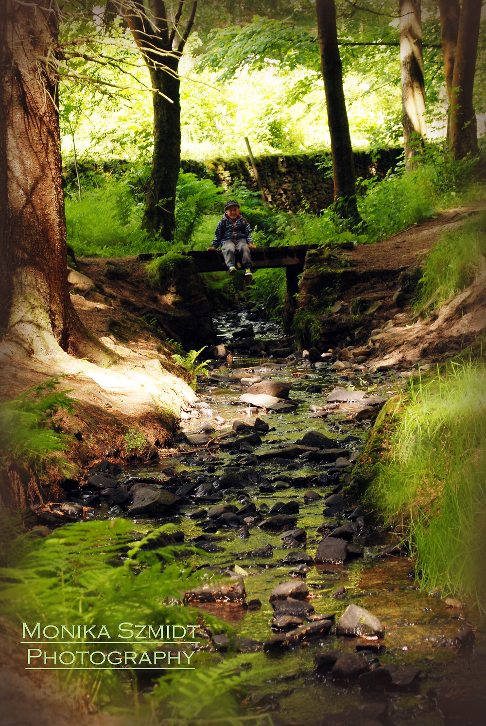 Children photography in Macclesfield Forest